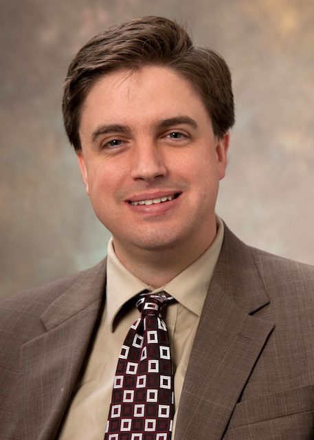 Dr. Christopher Pittenger, director of the Yale OCD Research Clinic