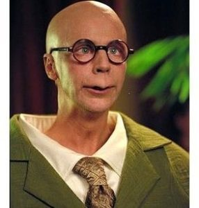 Turtle Man from Goldberg's The Master of Disguise