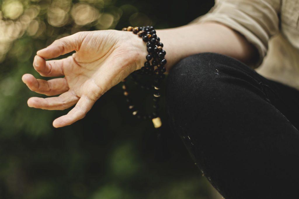 Meditation for ERP treatment