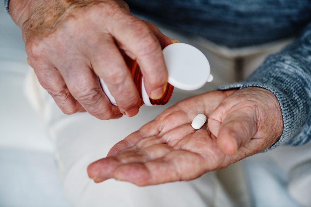 Taking pills to treat OCD